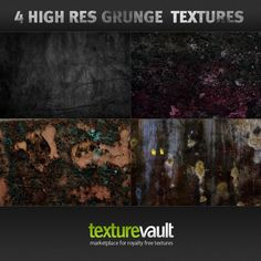 Freebie Pack – 4 Free High Resolution Grunge Textures - Envato Tuts+ Design & Illustration Article