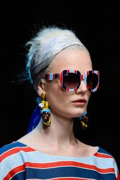 ACCESSORIES! Dolce & Gabbana Spring 2013 Ready-to-Wear Collection Slideshow on Style.com