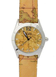 Alviero Martini orologio donna con cinturino pelle geo PCD1037R/VU - Orafinrete -