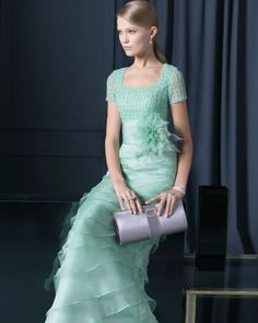 foto de vestidos de fiesta para madrinas nueva coleccion de dise