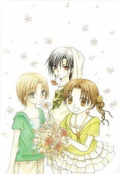 Tags: Anime, Higuchi Tachibana, Gakuen Alice, Sakura Mikan, Hyuuga Natsume, Nogi Ruka