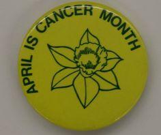 April is Cancer Month | saskhistoryonline.ca