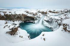 """""""[ … Aldeyjarfoss ]"""" by Raymond Hoffmann -  #fstoppers #Landscape #iceland #island #Travel #Nikon #D810 #workshop #fotoreise #waterfall #Aldeyjarfoss"""