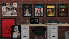 Fashion Magazine Office Set