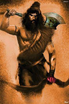 HiNDU GOD: Parsu Ram