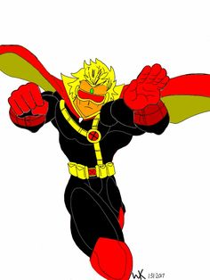 adam warlock/cyclops