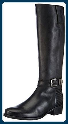 Gabor Shoes 92.766.57 Damen Reitstiefel, Schwarz (schwarz (Micro)), 40 EU (6.5 Damen UK) - Stiefel für frauen (*Partner-Link)
