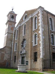 Murano - Chiesa di Santa Maria degli Angeli - Murano - Wikipedia