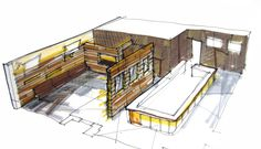 BREW PUB Concept © Bob Brobson inc Chicago