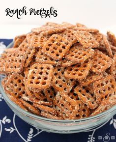 I love super simple recipes like this that everyone just devours. This easy snack mix comes together in a few minutes, then just bakes in a warm oven for an hour. By the time they're done, everyone is salivating – they smell so good!The good news is they taste just as incredible as they smell. …