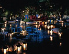 The Shore Club's Skybar - a fave SoBe hangout of mine!