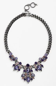 Givenchy Bib Necklace available at #Nordstrom