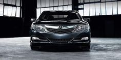 Acura RLX (2014)   the most powerful RLX 2014