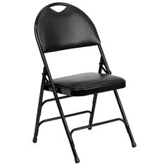 Holly Folding Chairs with Handle Grip