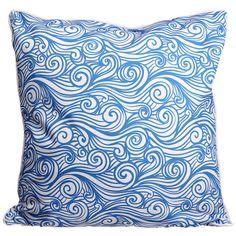 Dreamy Sea Pillow