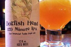 Beer Breakdown: Dogfish Head 120 Minute IPA