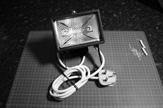 How to Build Your Own DIY Photography Light for Under $15.00 | Man Made DIY