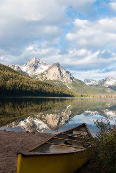 Stanley Lake Idaho                                                                                                                                                                                 More