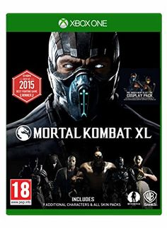 mortal kombat xl xbox one