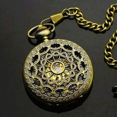 High-grade bronze hollow pocket watches    The hollow ones are well cool wakestar! x