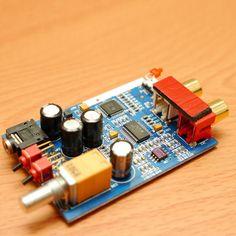 Xduoo XD 03 24bit 96kHz TAS1020 WM8740 USB DAC HiFi Decoder Headphone Amplifier   eBay
