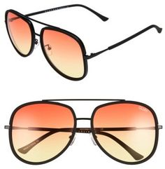 88ed9b1c3a Women s Aviator Sunglasses - Black  Red  Yellow