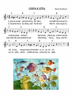Sheet Music Art, Preschool, Songs, Sheet Music, Crafting, Kid Garden, Kindergarten, Song Books, Preschools
