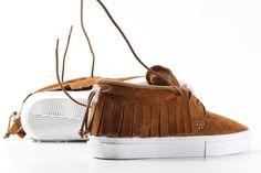 INTRODUCING CLEAR WEATHER SNEAKERS | Sneaker Freaker