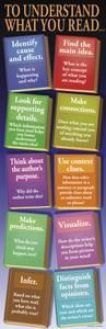 Reading Comprehension Colossal Poster