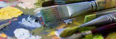 """Malkurs """"Ölmalerei"""" (zweitägig) in Hollenstedt #Kultur #Malschule #Zeichenkurs"""
