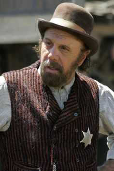 Deadwood - Charlie Utter! Gave one of the best ass whoopins on the show, to Mr. W :)