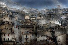 Scanno, Italy -  by Edmondo Senatore