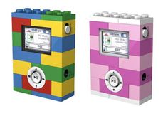 Coolest latest gadgets – Lego MP3 Player – New technology gadgets – High tech electronic gadgets | Sclick