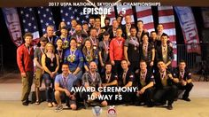 Episode 15 - 10-Way Formation Skydiving Awards Ceremony at the 2017 USPA National Skydiving Championships - USPA National Skydiving Championships 2017 at Skydive Perris  #paragear #cypresaad #icaruscanopies #fisherspacepen #skydiveperris #skydivefyrosity #sunpathproducts #dropzone #skydiving #skydive #skydiver #uspa