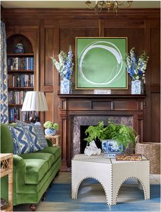 """I am a huge admirer of designer Sarah Bartholmew 's work, and I was thrilled to see her named as one of House Beautiful 's """"Next Wave"""" desig..."""