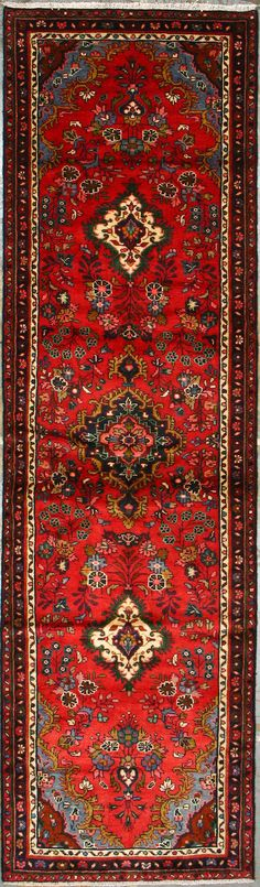 Buy Hamadan Persian Rug x Authentic Hamadan Handmade Rug Persian Rug, Decoration, Bohemian Rug, Oriental, Old Things, Rugs, Handmade, Stuff To Buy, Carpet