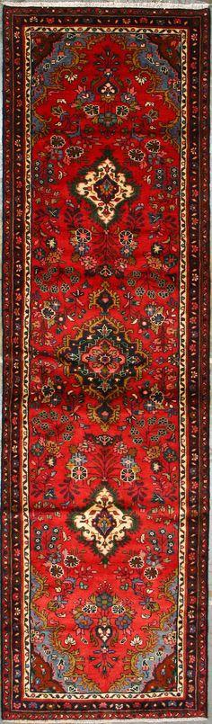Buy Hamadan Persian Rug x Authentic Hamadan Handmade Rug Persian Rug, Decoration, Bohemian Rug, Oriental, Old Things, Rugs, Handmade, Stuff To Buy, Carpet