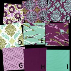 fabric for accent pillows or wall art. excellent colors.