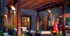 32 Creating Stunning Pergola Decorations Inspiring Ideas, These ideas you are able to try prior to making your pergola design. The ravishing pergola design functions as a home extension. Diy Pergola, Building A Pergola, Modern Pergola, Pergola Plans, Outdoor Pergola, Pergola Lighting, Cheap Pergola, Wood Pergola, Building Plans