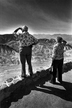 La Vallée de la Mort • Jeanloup Sieff
