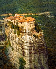 meteora greece | Meteora, Greece - | Amazing Places |