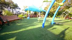 Learn More About ForeverLawn Playground Grass