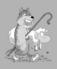 """J'ai regardé Sept à Huit, j'suis tombé sur """"Chasse au loup"""" ..."""