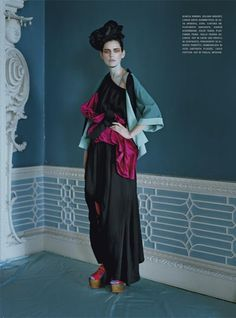 Tim Walker - Vogue Italia