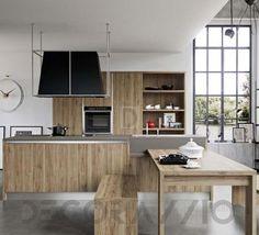 Kitchen Design Interior Furniture Furnishings Komplekt V Kuhnyu