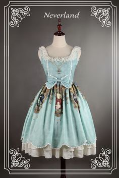 The Madonna Cross JSK Style 1 [TMCS1] - $86.99 : Soufflesong,An Indie Lolita Fashion ,Gothic Vintage Brand