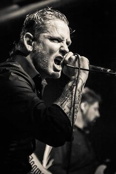 Corey Taylor (Stone Sour and slipknot)