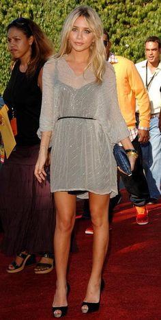 Gorgeous sheer dress