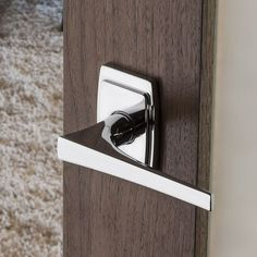 Baldwin L025.M.PRIV L025 Style Privacy Door Lever Set with choice of Medium Rose Satin Black Leverset Privacy
