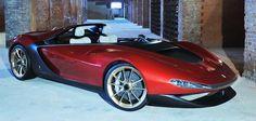 The Sergio || Ferrari 458 Spider chassis || 562 hp V8 || 0-62 in 3.4 sec